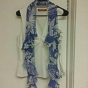 Gorgeous  Ralph Lauren Summer scarf brand new